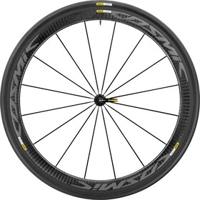 Mavic Cosmic Pro Carbon Exalith 17 Front Wheel 25 black